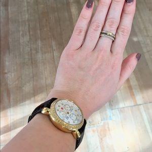 david yurman x crossover ring w 18k gold